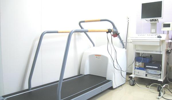 運動負荷試験装置