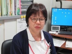 石井恵子看護部長