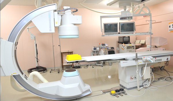 Angio装置